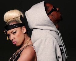 "VIDEO: Keyshia Cole & Lil' Wayne – Behind The Scenes Footage ""Enough Of No Love'"