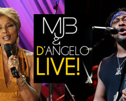 NEWS: Mary J. Blige, D'Angelo Announce Co-Headlining Tour