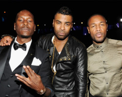 NEWS: Tank, Ginuwine & Tyrese Sign With Atlantic!