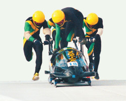 NEWS: Jamaican Bobsled Team Are On Their Way To Sochi