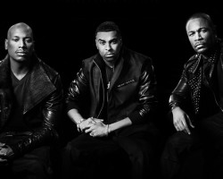 VIDEO: Behind The Scenes Footage Tank , Ginuwine  & Tyrese – TGT