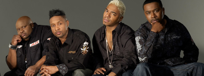 EVENT: FDJ Presents Dru Hill Live In Concert Plus Nivea At KOKOs, London