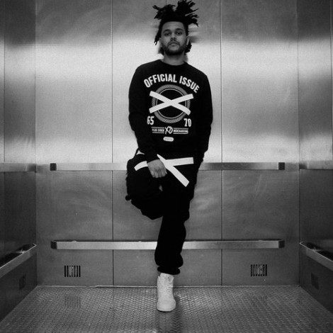 The-Weeknd-I-Cant-Feel-My-Face-MP3-Download-470x470