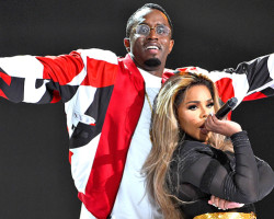 NEWS: Bad Boy Records Reunion – '2015 BET Awards'