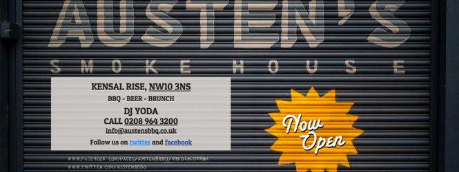 NEWS: DJ Yoda Opens New Smoke House In Kensal Rise, NW London