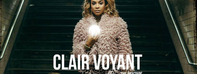 NEWS: Teedra Moses Releases New Mixtape – 'ClairVoyant'